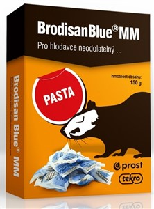 BRODISAN blue MM, grpasta