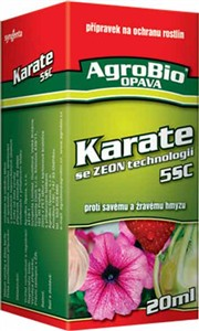 Karate Zeon 5SC 20 ml