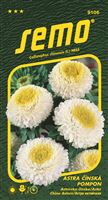 astra Pompon White and Yelollow 0,5g ***